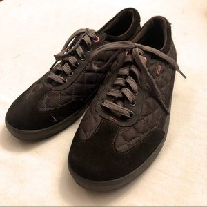 Keds NWOT Brown Suede Quilted Sneakers 7½